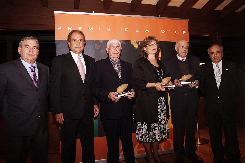 XIX Edició Premis Gla d'Or - 2009
