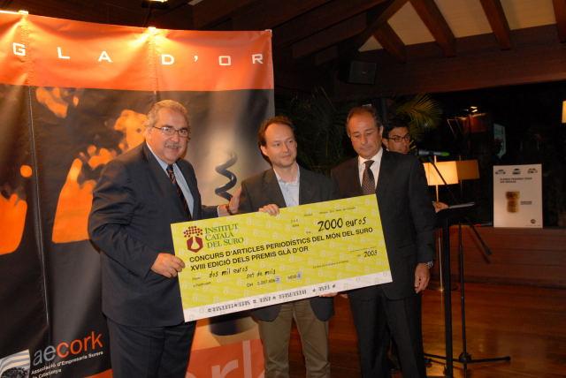 XVIII Edició Premis Gla d'Or - 2008